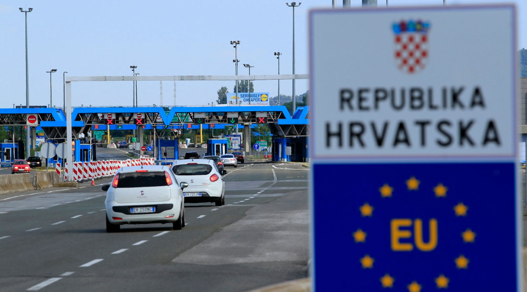 Visa and passport for Croatia
