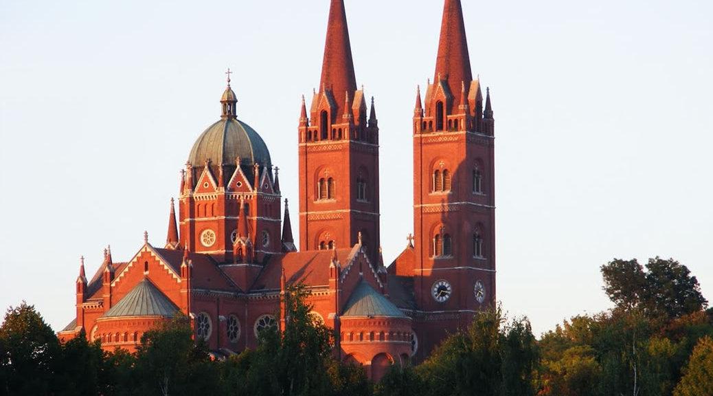 Cathedral in Djakovo